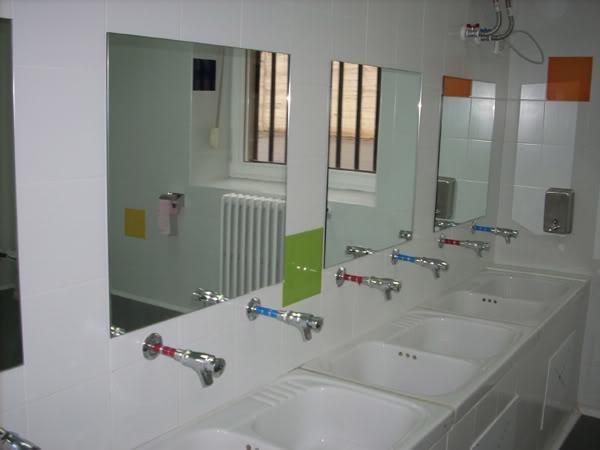 Baños unisex Baoscolegio