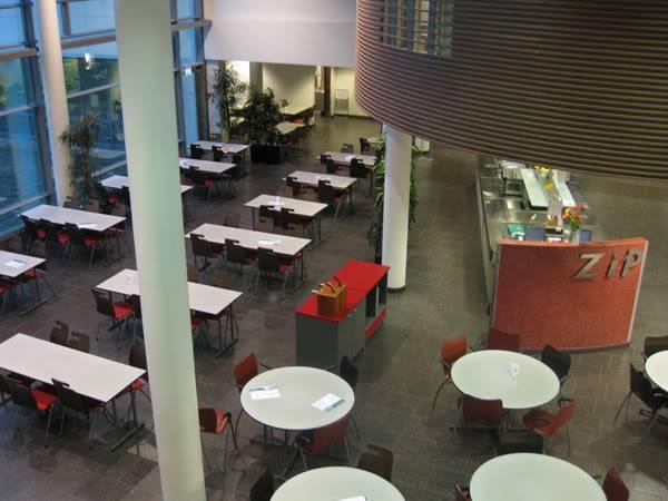 Cafetería de la universidad Caf_uni