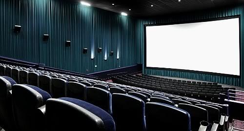 Cine del centro comercial Cine-sala