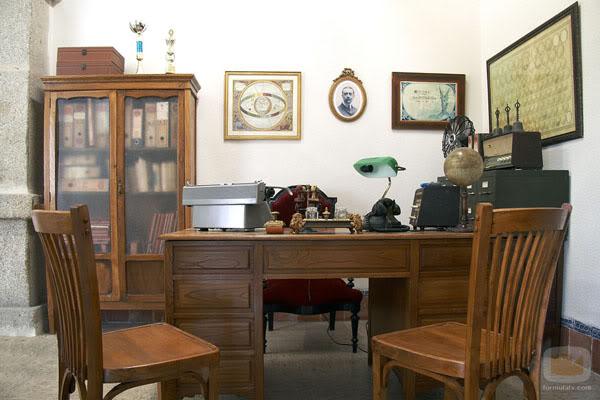 Despacho de profesores Despatx_uni
