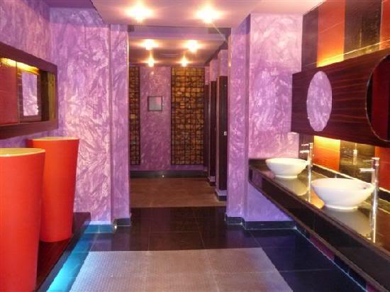 Baños femeninos Ladies-toilet-in-hotel