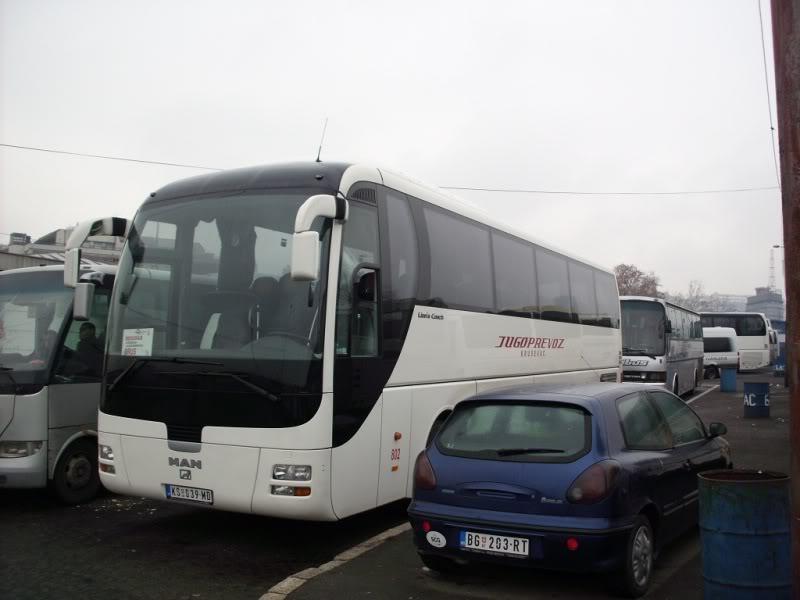 Jugoprevoz Kruševac 3-5
