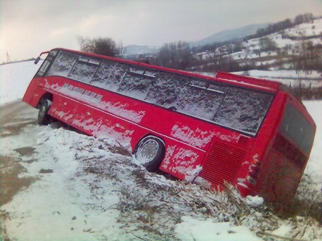 Autobuske Nezgode 9-9