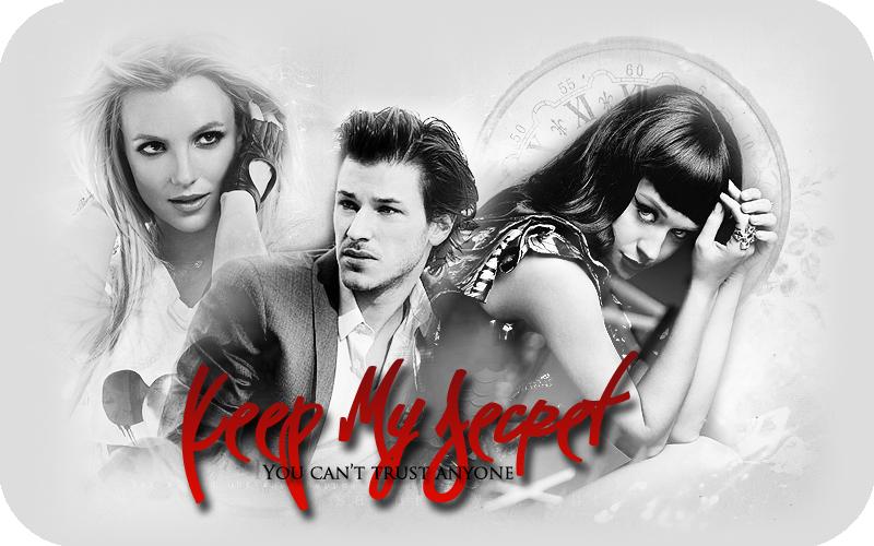 Keep My Secret {#} ; FORO RECIÉN ABIERTO ! { normal } Baner
