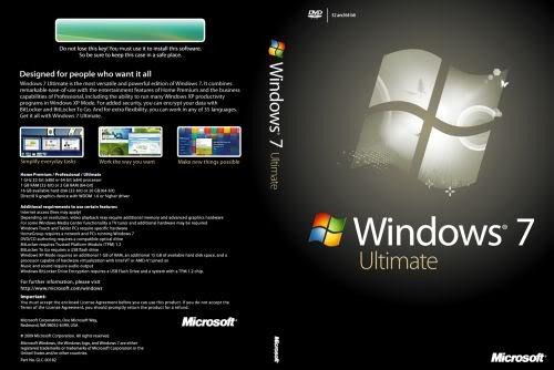 Windows 7 Ultimate [Esp][x86 ISO] [Booteable] [original sin modificaciones][UL] W7