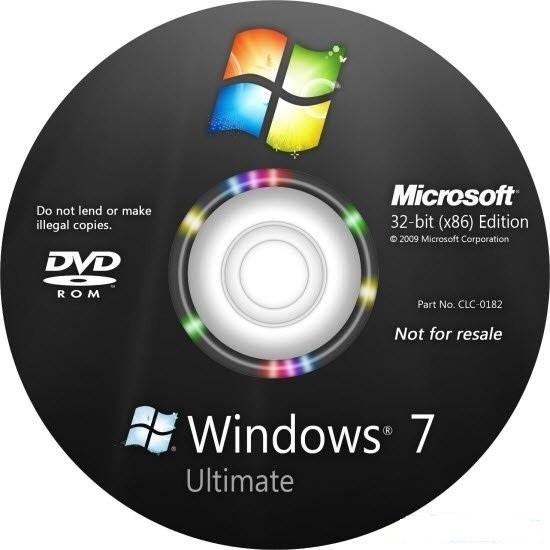 Windows 7 Ultimate [Esp][x86 ISO] [Booteable] [original sin modificaciones][UL] Windows7ultimatefullact