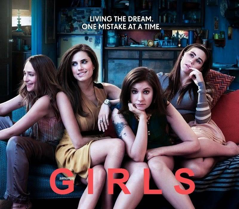 Girls Seasons 01-04 | S04E01-E05 HDTV + 720P Girls