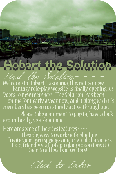 The Solution (LB) Advert