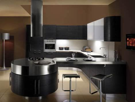 Ficha de Habitación de Hansii Hagane Fotos-de-cocinas-pequenas-y-modernas