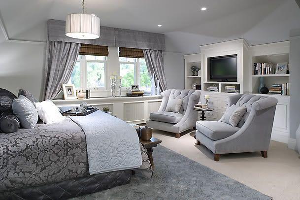 Ficha de Habitación de Hansii Hagane Dormitorio-gris
