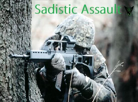 Sadistic Assualt .Forum