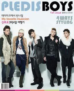 [120316][TRAD] DBSK & Yunho mencionados en la entrevista de EXO-K en Pledis Boys Magazine   421704_395168407177157_292026950824637_1450699_1724848936_n