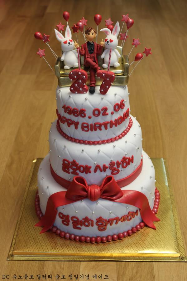 [120205] Celebración por el cumpleaños de U-Know Yunho-TVXQ 510308327