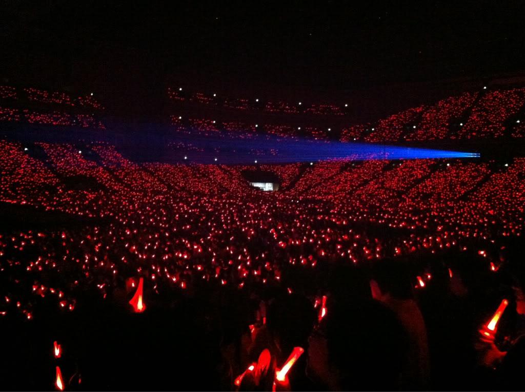 [120317][PHOTOS] Tohoshinki Tone Live Tour 2012 in Saitama. 539942206