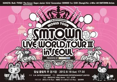 [NEWS] 120705 'SMTOWN Live World Tour 3 in Seoul' será el 18 de Agosto! 532538_477618565598807_125974900_n