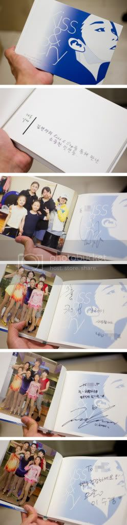 yunho Kiss & Cry Ctvxq-kcyhautograph21