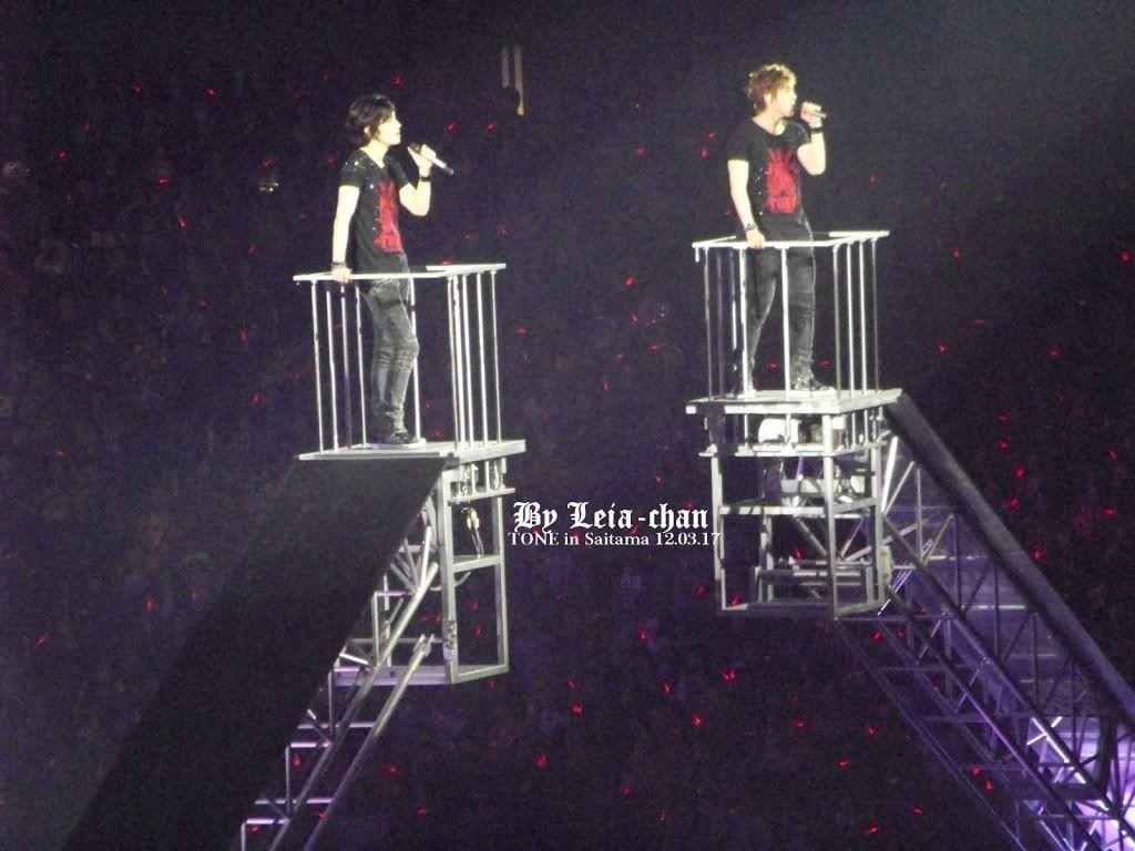 [120317][PHOTOS] Tohoshinki Tone Live Tour 2012 in Saitama. L10