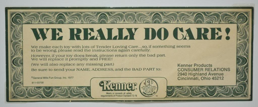 TIME FOR A CHANGE!!  Kenner-we-really-do-car-certificate-1977_zps11771f2a