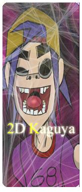 2D Kaguya