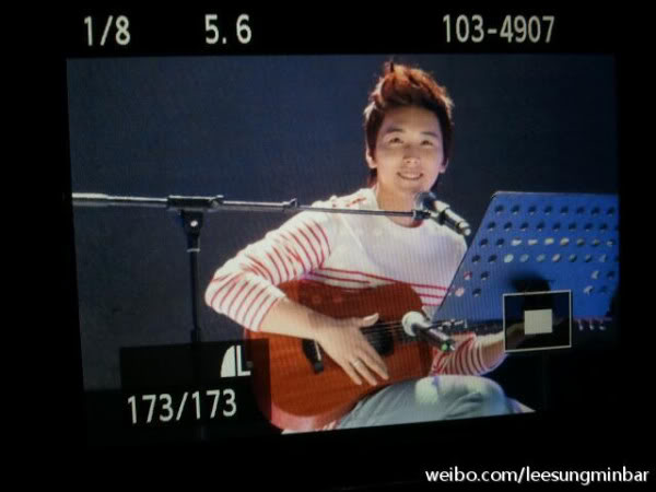 [110816] Sungmin~ Beijing Fan Meeting 374554850