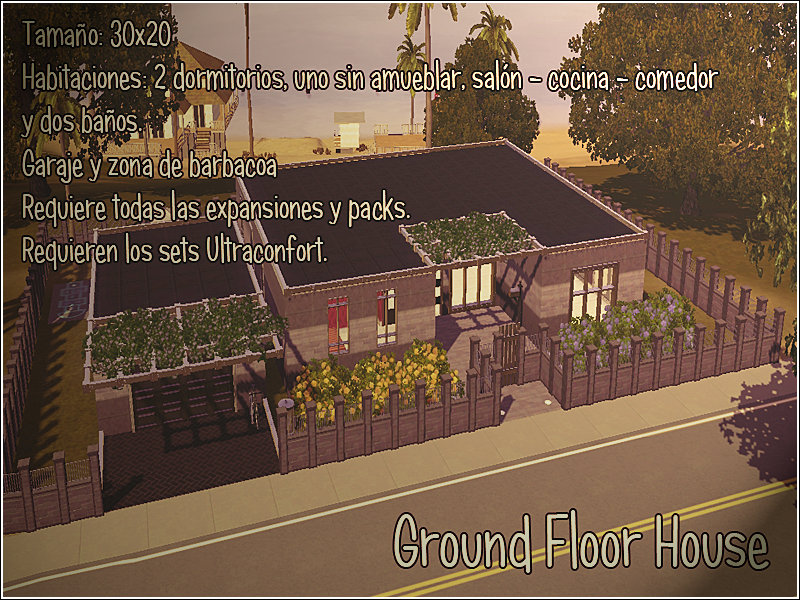 LovelySims - Página 2 GroundFloorHouse