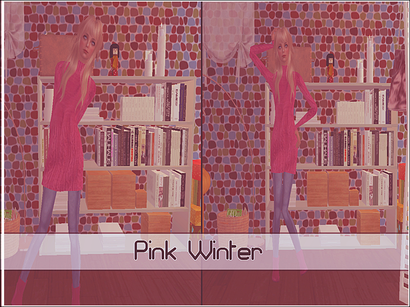 LovelySims - Página 2 PinkWinter