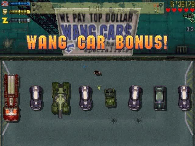 [Clásico] GTA 2, ONLINE POR IPS. Wangcar
