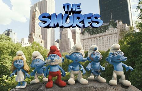 [Animation]The Smurfs The_smurfs3D1