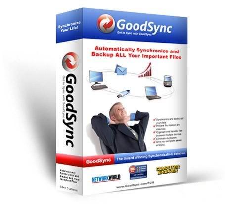 برنامج لعمل نسخة احتياطية لملفاتك مع السيريال GoodSync Enterprise 8.8.8.9  Goodsync