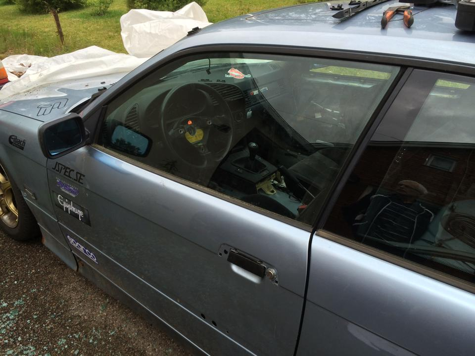 Painlake Racing - BMW E36 driftingbil. Filmdags..  10387553_811802675497395_9203170594789195743_n