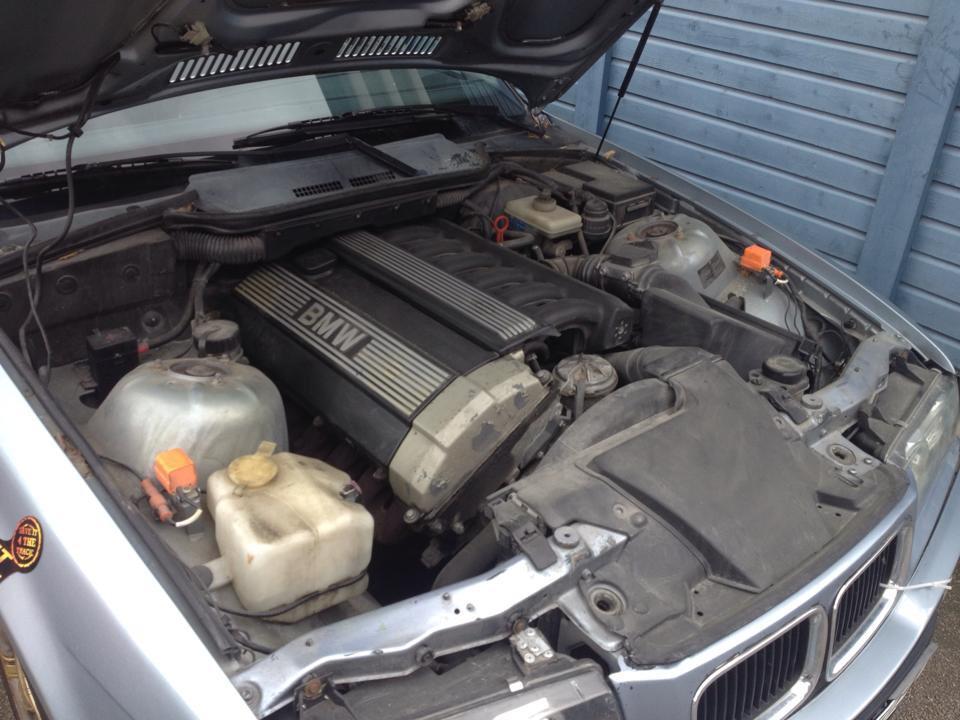 Painlake Racing - BMW E36 driftingbil. Filmdags..  10437444_809910592353270_6958856347661500084_n
