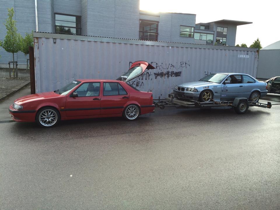 Painlake Racing - BMW E36 driftingbil. Filmdags..  10474467_809910552353274_6448894054082599056_n