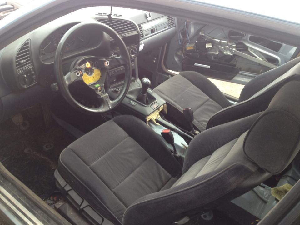Painlake Racing - BMW E36 driftingbil. Filmdags..  10492553_809910569019939_6422328062367386751_n
