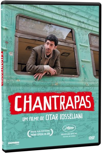Chantrapas (2010)  Otar Iosseliani 5600325491054