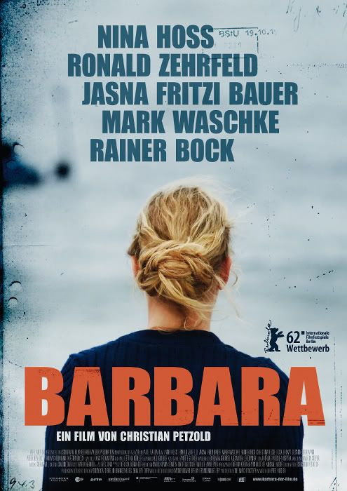 Barbara (2012) Oscars nominee Barbara_kinoplakat