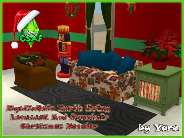 :: CSAF CALENDAR ADVENT DIA 7:: MysticRaiEarthlivingChristmasRecolor03_By_yare