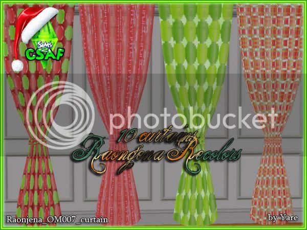:: CSAF CALENDAR ADVENT DIA 20 :: Curtains02