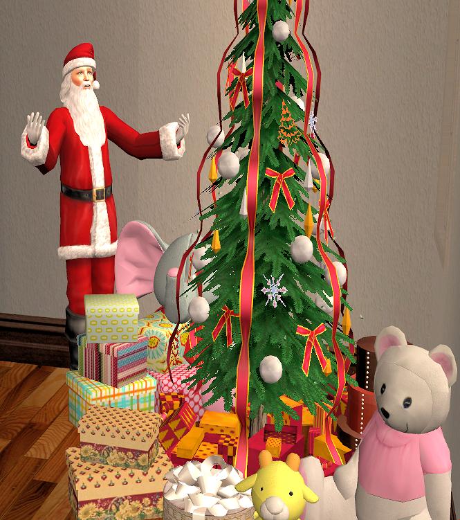 :: CSAF CALENDAR ADVENT DIA 24 :: FELIZ NAVIDAD ::  Santa