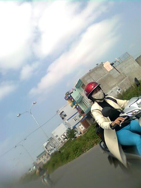 Thăm bé Giang Anh0607