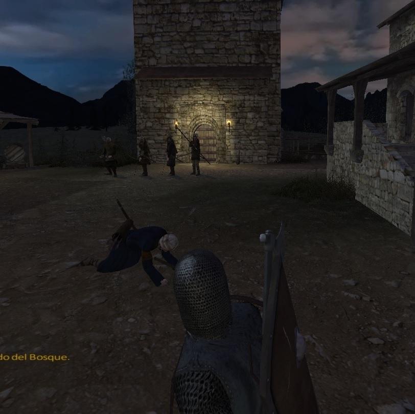 AAR HISPANIA 1200  Emboscada