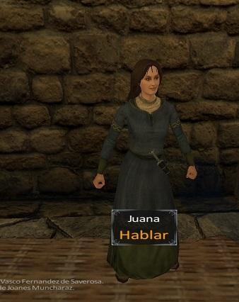 AAR HISPANIA 1200  Juana