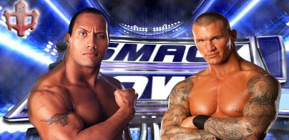 SmackDown! #1: Main Event CarteleraSD1