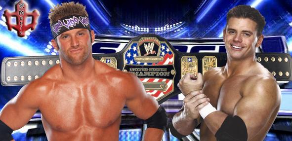 SmackDown! #1: United States Championship CarteleraSD2