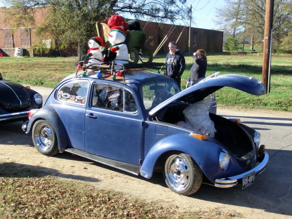 Watkinsville Christmas parade Dec 3rd 2011 ClubmeetColinParade2011040