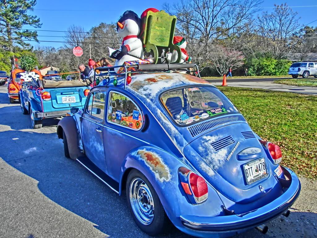 Watkinsville Christmas parade Dec 3rd 2011 ClubmeetColinParade2011050