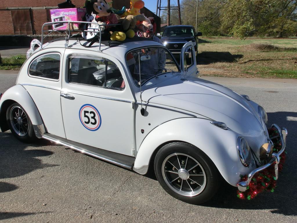 Watkinsville Christmas parade Dec 3rd 2011 ClubmeetColinParade2011065