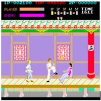 Kung-Fu Master 001481