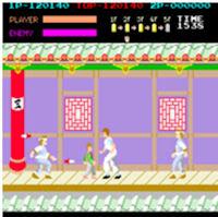 Kung-Fu Master 001485