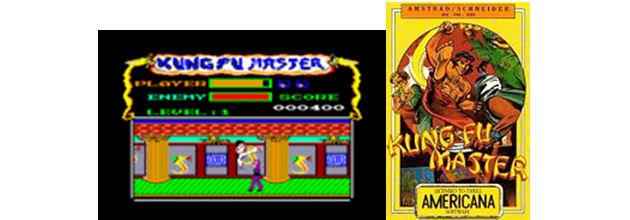 Kung-Fu Master 001486
