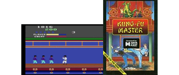 Kung-Fu Master 001488